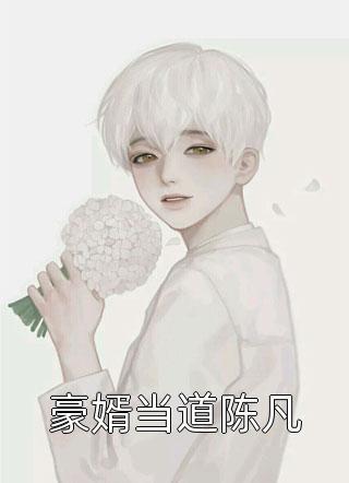 豪婿当道陈凡小说