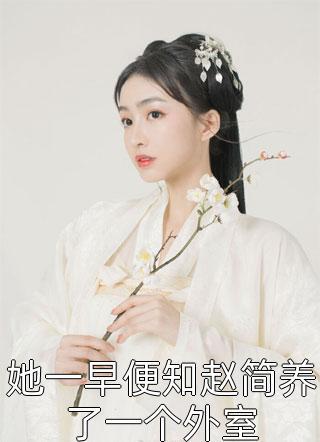 她一早便知赵简养了一个外室小说